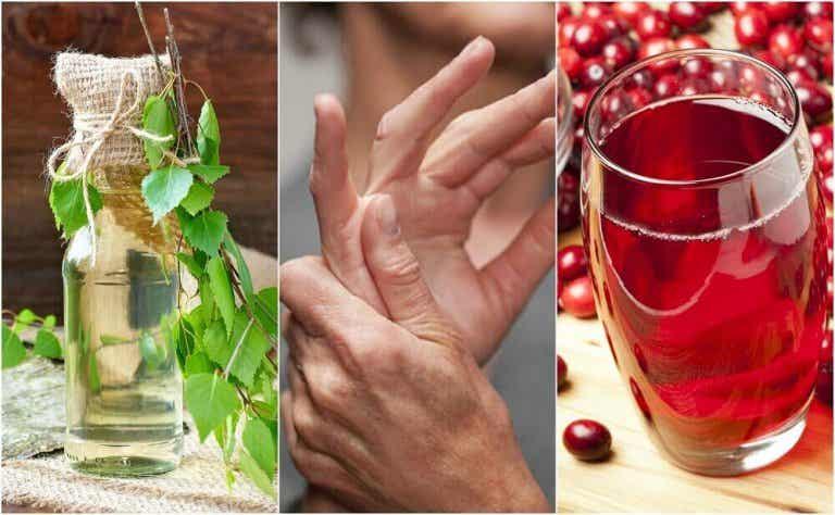 5 zelfgemaakte remedies voor overtollig urinezuur