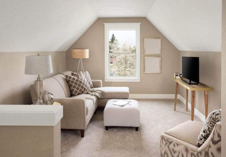 6 ideeën om je woonkamer er groter uit te laten zien