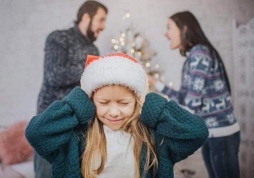 6 schadelijke effecten van scheiden op kinderen