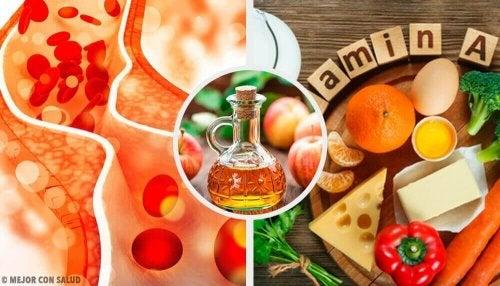 7 afslankeigenschappen van appelazijn