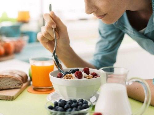 3 fouten aan het begin van een dieet