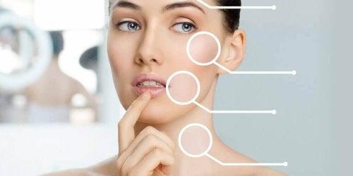 Bestanddelen van anti-rimpelcrème