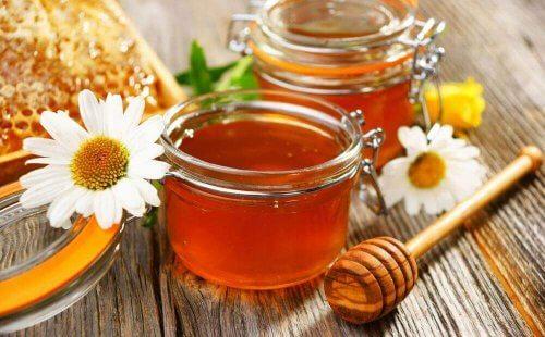 De voordelen van honing