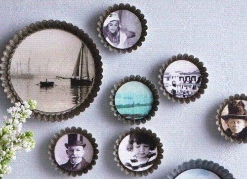 Elf decoratieve ideeën voor je familiefoto's
