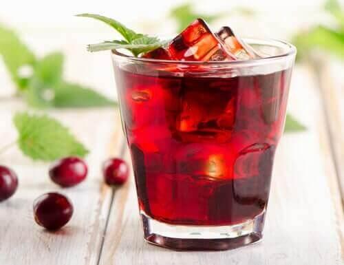 Gebruik cranberry's bij diabetes