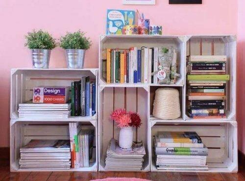 Fonkelnieuw Hoe je zelf een boekenplank kunt maken — Gezonder Leven FF-79
