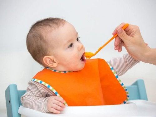 Maak zelf babyvoeding als je baby er aan toe is