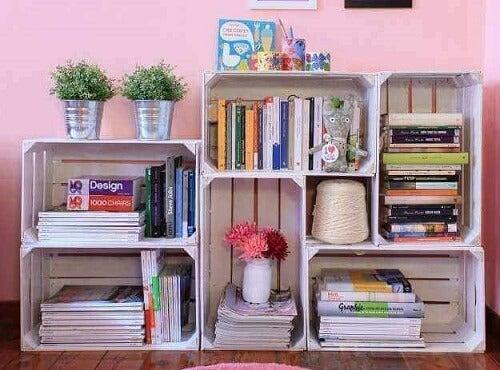 Ontdek deze leuke ideeën voor oude notitieboeken!
