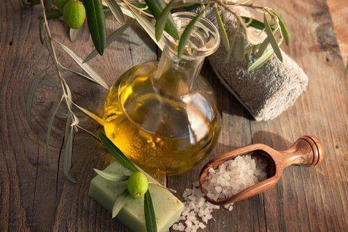 Plantaardige oliën en zware menstruatie