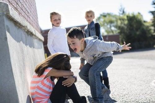 Signalen van pesten bij kinderen