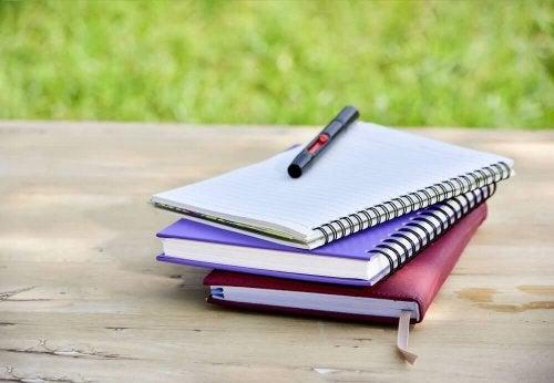 Van oude notitieboeken naar nieuwe