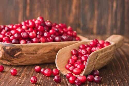 Vijf nieuwe geneeskrachtige toepassingen van cranberry's
