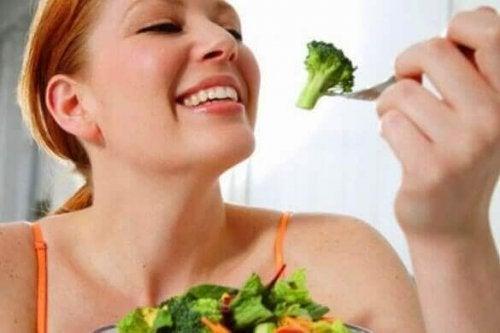Broccolismoothie om gewicht te verliezen