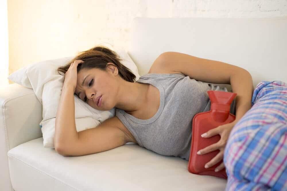 Omgaan met zware menstruatie