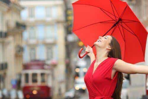 De kleur rood maakt je aantrekkelijker