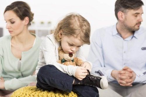 Een scheiding kan laag zelfvertrouwen veroorzaken