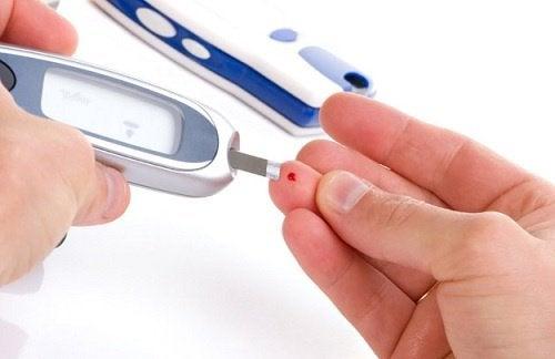 Glucosewaarden controleren
