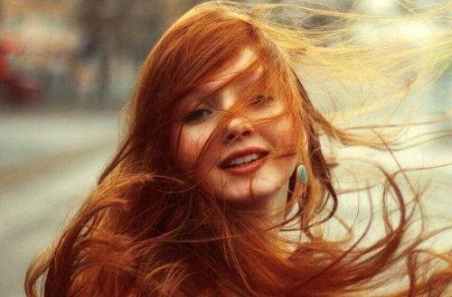 Hoe je rood haar mooi kunt houden