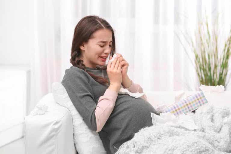 Is huilen tijdens de zwangerschap slecht voor de baby?