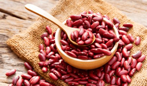 Kidneybonen zijn geweldige peulvruchten