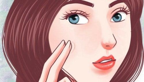 kies een tint die bij je huidskleur past