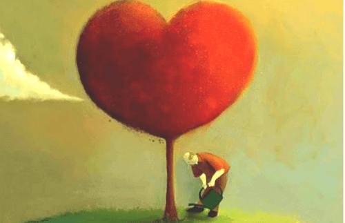 Liefde is een belangrijk onderdeel van een succesvolle relatie