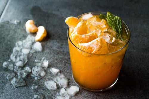 Heerlijke recepten voor mandarijn-mojito
