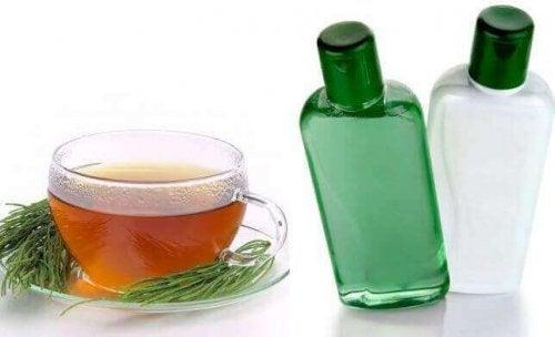 4 natuurlijke shampoos die je thuis kunt maken