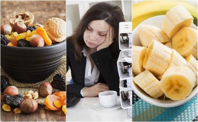 Ochtendvermoeidheid bestrijden met 7 voedingsmiddelen