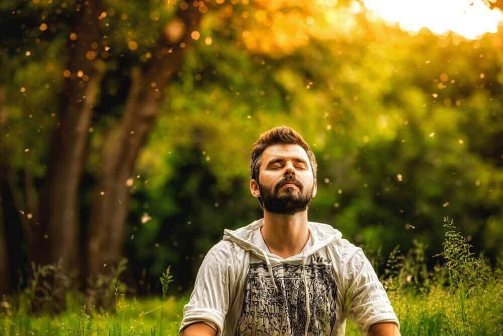 oefen mindfulness