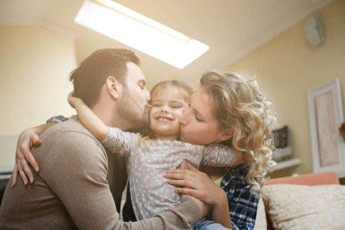 Vier problemen als je de enige dochter bent