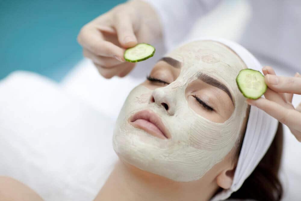 reinig je poriën met dit masker