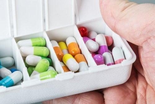 Verschillende soorten antidepressiva