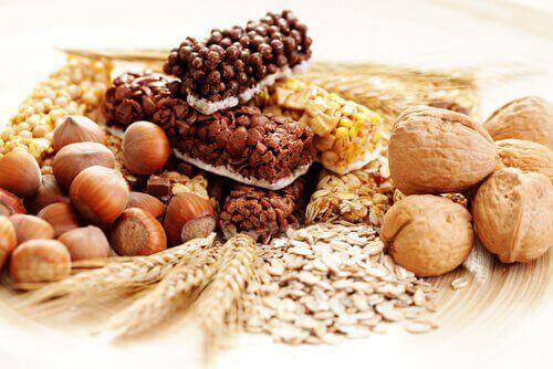 graan en noten