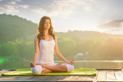 Yoga om je algemene gezondheid te verbeteren