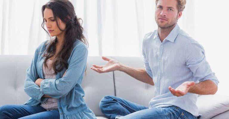 Waarom je ex een hekel aan je heeft