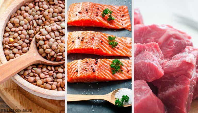 Wat zijn magere eiwitten en hoe helpen ze je dieet?