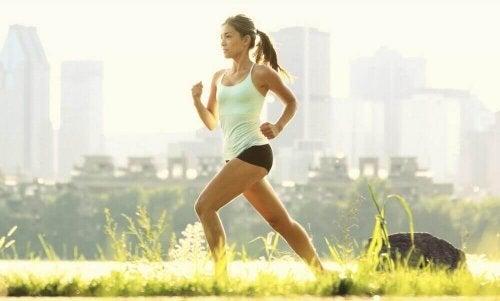 Wees voorzichtig met sporten en astma