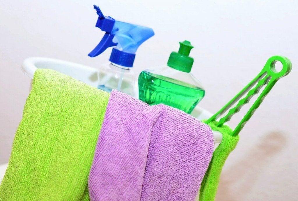6 plekken in je huis die je vergeet schoon te maken