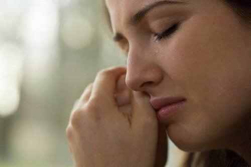 De voordelen van je tranen de vrije loop te laten