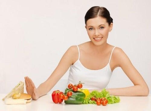 Gewicht verliezen zonder te diëten: zeven nuttige veranderingen