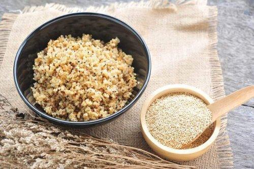 Glutenvrij met koolhydraten