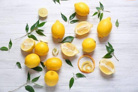 Kipfilet met citroen