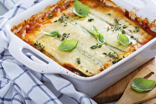 aubergine lasagna recept voor gevulde aubergines