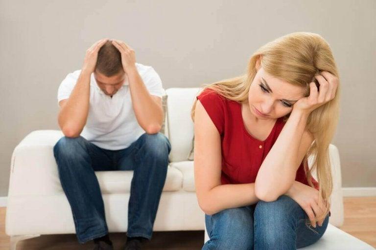 De gevaren voor een gezonde relatie