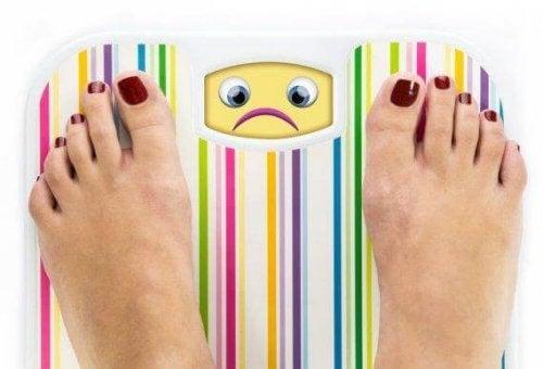 Deze vier fouten tijdens gewichtsverlies houden je tegen