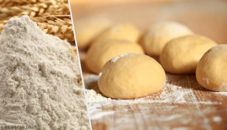 Glutenvrij brood maken zonder kneden
