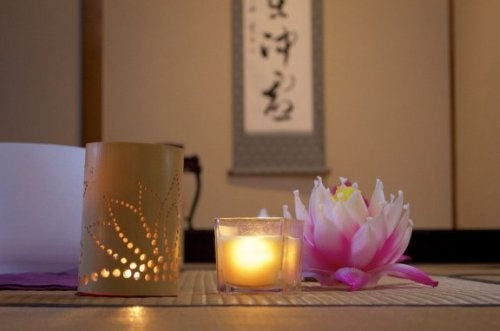 Japanse decoratie
