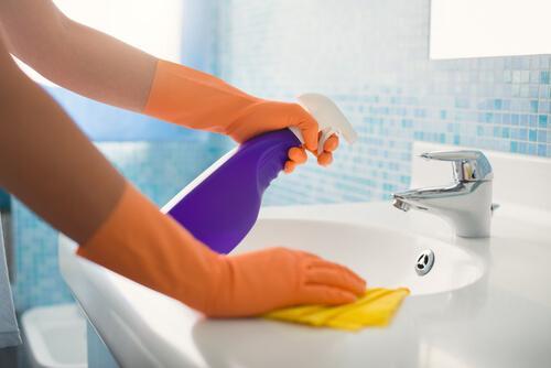 vervul een schoonmaaktaak per dag