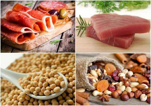 Eet eiwitten om diabetes type 2 te beheersen